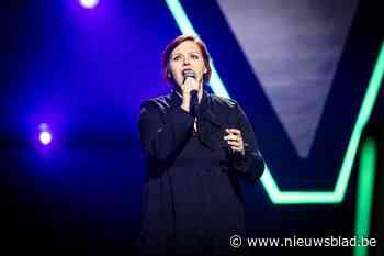 Liesbet (30) zingt Disneynummer in The Voice<BR />