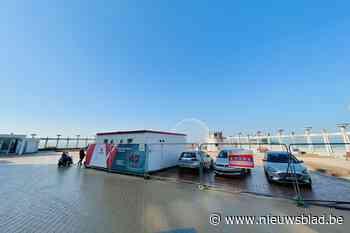 Werf voor wandelweg Pier krijgt vorm, bouw van dam start binnenkort
