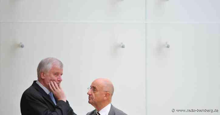 Ex-Justizminister Sauter erstellte Kaufvertrag für Masken