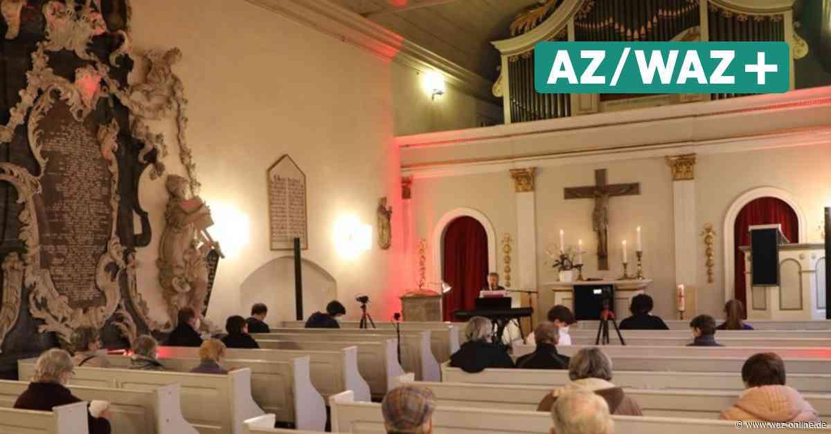 Gospel in St.-Marien Alt Wolfsburg: Amazing Grace in der Kulturkirche - Wolfsburger Allgemeine