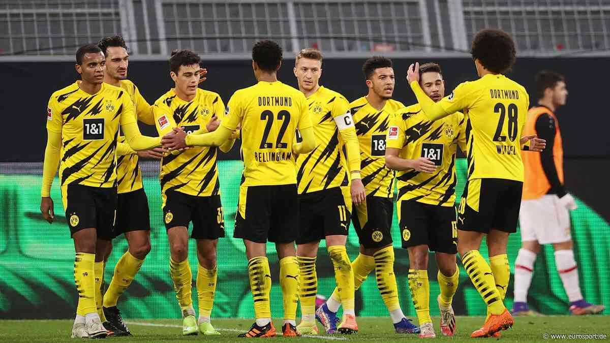 Borussia Dortmund offenbar an Abwehr-Talent Lacroix vom VfL Wolfsburg interessiert - Eurosport DE