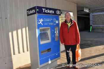 """Harelbeke en Menen hebben geen loketfunctie meer in hun stations: """"Het wordt allemaal heel onpersoonlijk"""""""