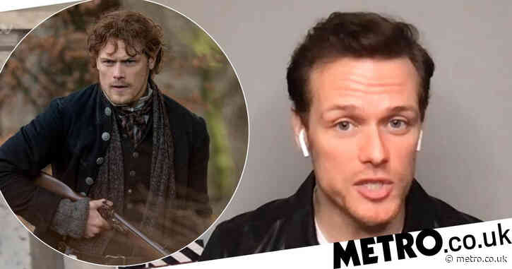 Sam Heughan reveals filming for Outlander season six is 'tough' due to coronavirus
