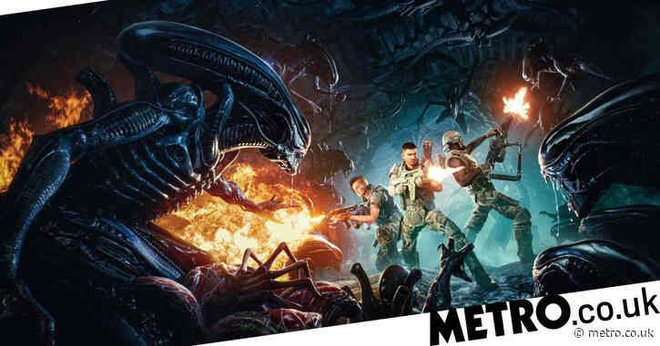 Aliens: Fireteam third person co-op shooter coming this summer