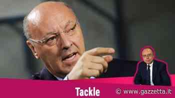 Inter, corsa scudetto: quanto vale Marotta. Di Vocalelli