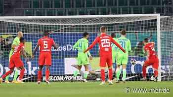 DFB-Pokal: RB Leipzig gegen Wolfsburg - zwischen Pokal-Traum und Erinnerungen - MDR