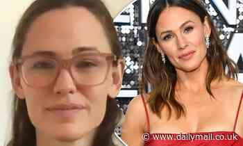 Jennifer Garner, 48, reveals why it has been 'such a hard year'
