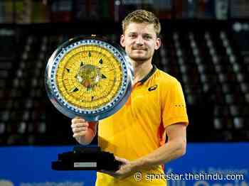 Goffin ends title drought with Montpellier crown - Sportstar