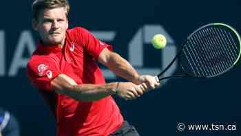 David Goffin beats Bautista Agut to win Open Sud de France title - TSN