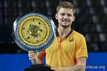 ATP Montpellier: David Goffin downs Roberto Bautista Agut to end title drought - Tennis World USA