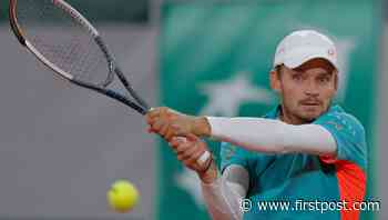 Open Sud de France: Belgiums David Goffin wins first..n over three years after beating Roberto Bautista Agut - Firstpost