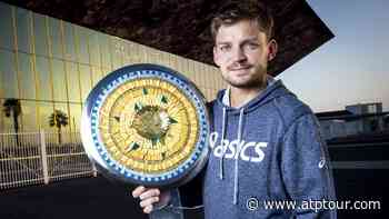 David Goffin Completes Montpellier Comeback, Collects Fifth Title - ATP Tour