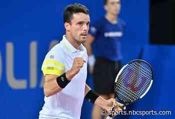 Roberto Bautista Agut and David Goffin reach Open Sud final - NBC Sports - Misc.