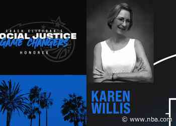 Social Justice Game Changer: Karen Willis