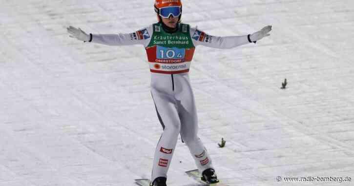 Skispringerin Kramer gewinnt Quali: Althaus auf Rang vier