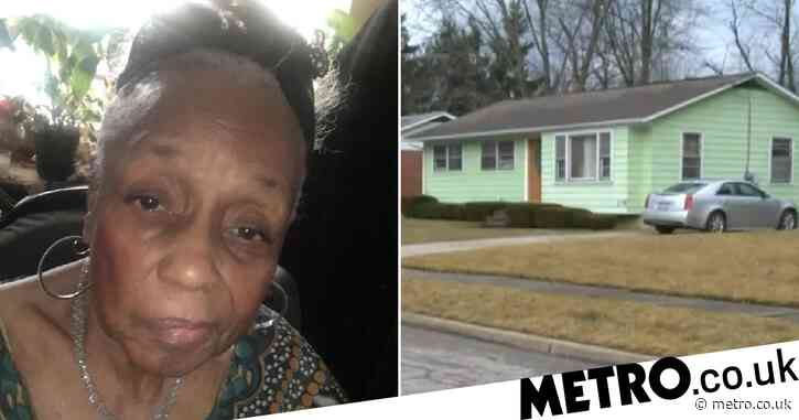 Great-great granny, 89, struck and killed by stray bullet while planning funeral at home