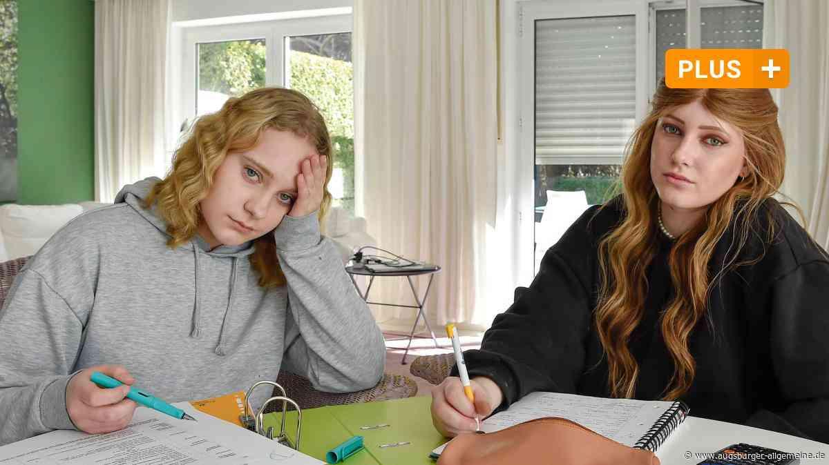 Wie Homeschooling für eine Schondorfer Familie zur Belastung wird - Augsburger Allgemeine