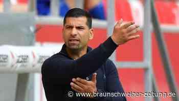 Abstiegsbedrohter Revierclub: Grammozis wird neuer Cheftrainer beim FC Schalke 04
