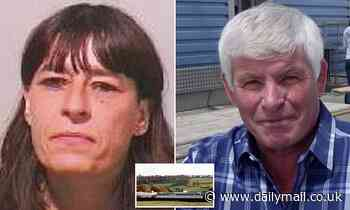 Woman, 52, who murdered her retired civil servant ex-boyfriend dies of Covid in prison