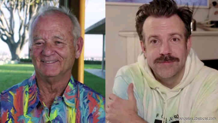 Hollywood Gets Casual: Bill Murray, Jason Sudeikis Among Those Dressed Down For The Golden Globes