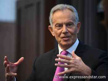 Universal internet access 'critical' to future pandemic response – Tony Blair - expressandstar.com