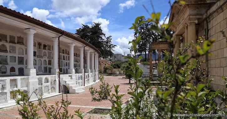 JEP visitó cementerio en El Copey, Cesar para verificar supuesta presencia de víctimas - Asuntos Legales