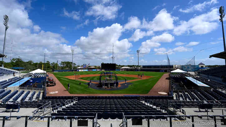 Spring Training Report: COVID Will Loom Over Baseball For Another Season