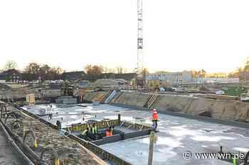 Münster: Bauarbeiten laufen auf Hochtouren