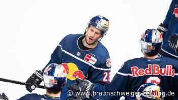 DEL: EHC Red Bull München gewinnt Spitzenspiel in Ingolstadt