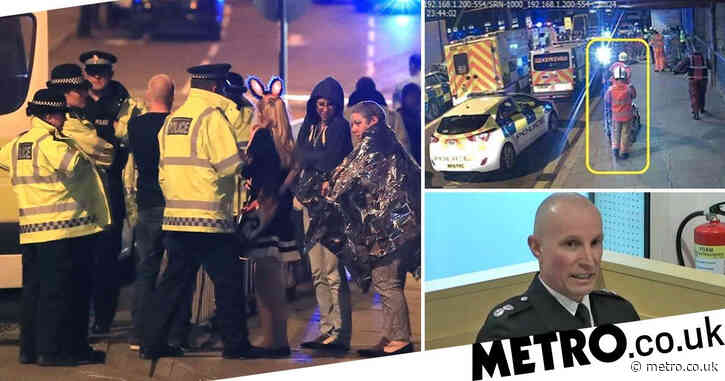 'Massive decision error' saw fire crews sent away from Manchester Arena bombing