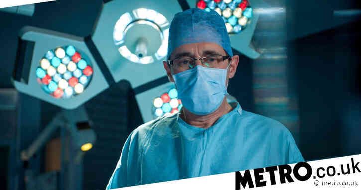 Holby City review with spoilers: A dark secret from Hanssen's past