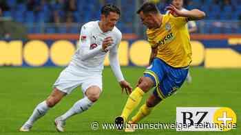 µ: Eintracht Braunschweig muss zweigleisig planen