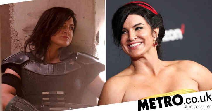 The Mandalorian star Bill Burr defends 'sweetheart' Gina Carano after Disney firing