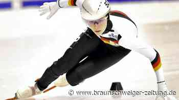 Schwerer Trainingsunfall: WM-Aus für Shorttrackerin Anna Seidel