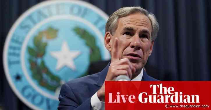Texas and Mississippi scrap mask mandates despite Covid surge warning – live