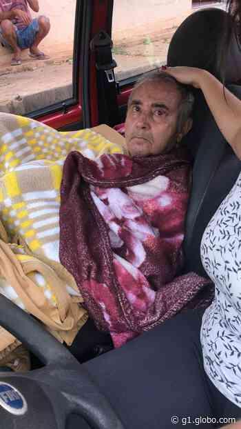 Idoso que desapareceu no Distrito de Curimataí morre em hospital de Curvelo - G1