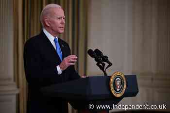 Biden directs every state to vaccinate all teachers by end of March to reopen schools