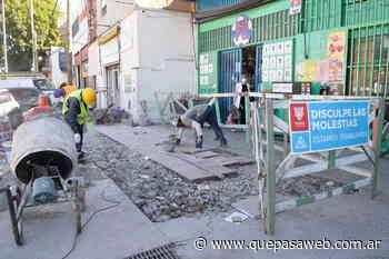 Refaccionan centros comerciales de Tigre y General Pacheco - Que Pasa Web