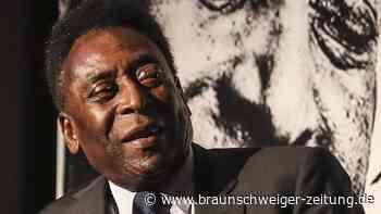Fußball-Legende: Pelé bekommt Corona-Impfung und ruft zum Zusammenhalt auf