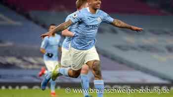Premier League: Manchester City baut Siegesserie aus