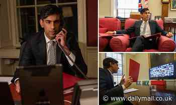 Rishi Sunak plans to extend furlough scheme to OCTOBER in his Budget