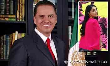 Mexican authorities issue arrest warrant for former governor