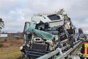 Lkw-Fahrer bei Sittensen tödlich verunglückt - Nord24