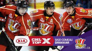 Kia CHL Top 10 Spotlight: Baie-Comeau Drakkar – CHL - Canadian Hockey League