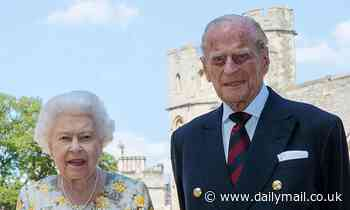 Covid stops the Queen from seeing Prince Philip