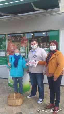 Le journal offert à l'ouverture du Carrefour - La République du Centre