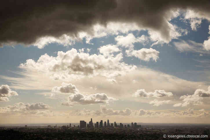 2 Chances Of Rain Headed For Southern California This Week