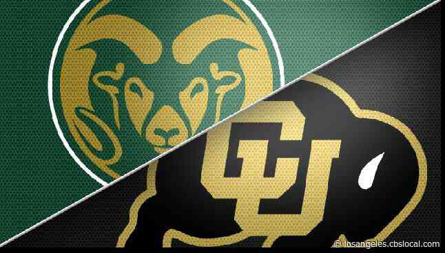 Bracketology: CU Buffs No. 9, CSU Rams No. 10 In Latest CBS Sports NCAA Tournament Projections