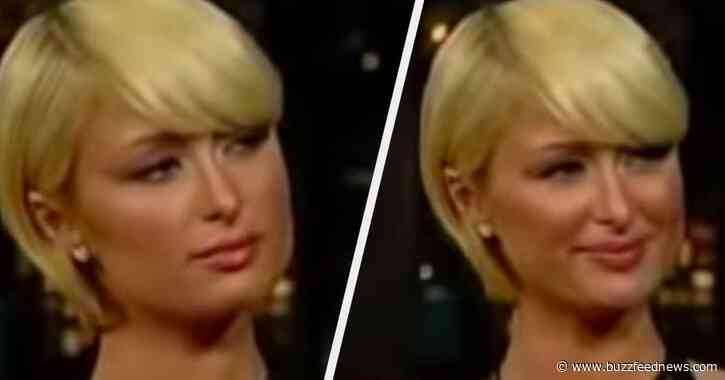 """Paris Hilton Opened Up About Being """"Purposefully"""" Humiliated In A 2007 Interview With David Letterman After An Extremely Uncomfortable Clip Resurfaced - BuzzFeed News"""