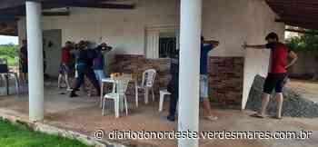 Paredão é apreendido e festa com aglomeração é encerrada em Brejo Santo - Diário do Nordeste